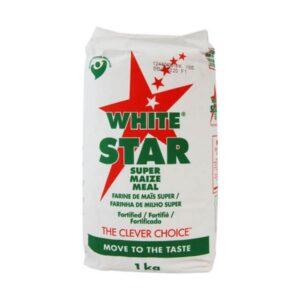 Farinha de Milho White Star-1kg