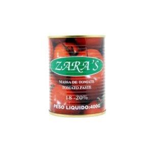 Massa Tomate Zaras 400gr