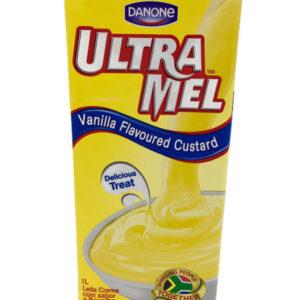 Ultramel Vanilla Flavour Custard-1l