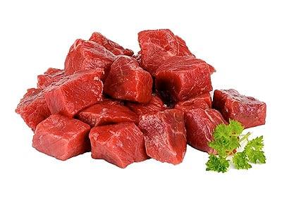 Guisado de vaca  Nacional-1kg