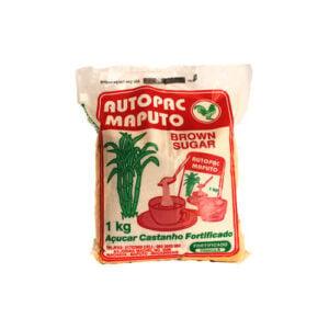 Açucar Castanho Autopac - 1kg