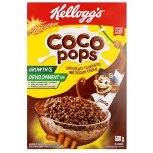 Coco Pops Argolas
