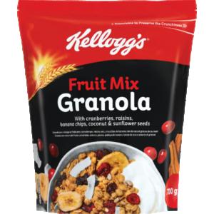 Granola Fruit Mix Kellogs - 700g