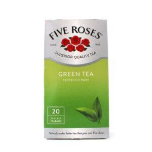 Five Roses Green Tea - 30g