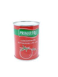 Massa Tomate Primavera-400g