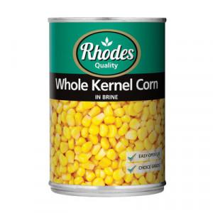 Milho Enlatado Rhodes-400g