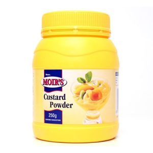 Custard Powder Moirs-250g
