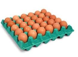 Ovos de galinha- Favo