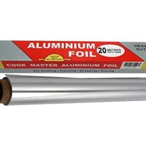 Papel de Aluminio-20m