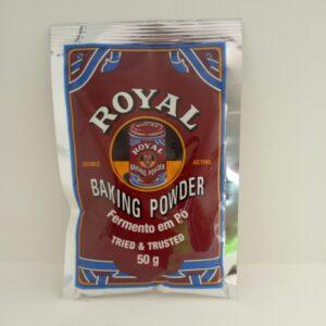 Fermento em Po Royal- 50g