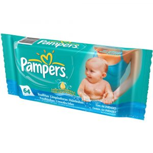 Wipes Pampers