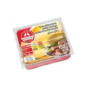 Salsichas de Frango Perdix