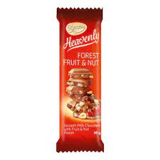 Chocolate Forest Fruit and Nut- 80gr