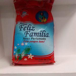 Arroz Feliz Familia perfumado -5kg