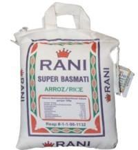 Arroz Basmati Rani - 5kg