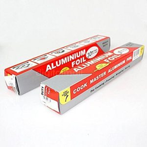 Papel de Aluminio Cook Master-30m