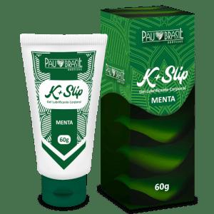 K + Slip Menta- Gel Lubrificante Aromatizado - 60g
