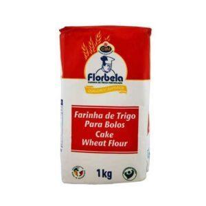 Farinha/Trigo-Flor Bela-1kg