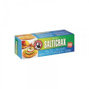 Bolacha Salticrax Herbs-200g