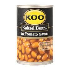 Feijao Baked Beans Koo - 410g