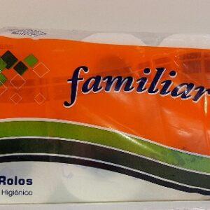Papel higiênico Familiar