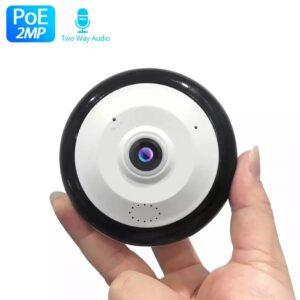 Câmera de segurança secreta