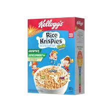 Kellogg's Krispies Vanilla -600g