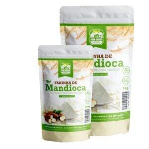 Farinha de Mandioca - 500g