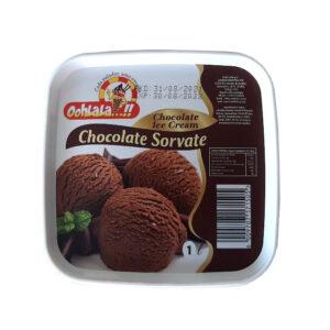Sorvete Chocolate Oohlala -1L