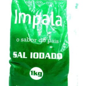 Sal grosso impala - 1kg