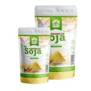 Farinha de Soja - 1kg