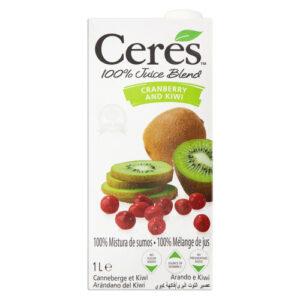 Sumo Ceres Cranberry/kiwi-1L