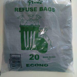 Plastico De Lixo Pride-20 Sacos