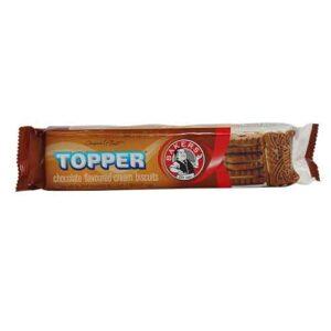 Bolacha Topper Chocolate-125g